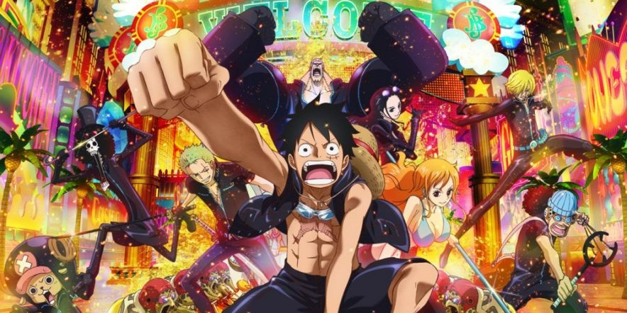 'One piece gold'