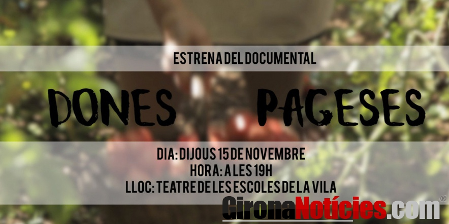 Dones pageses
