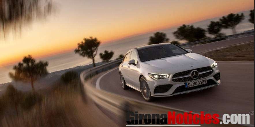 alt - Mercedes-Benz CLA Shooting Brake