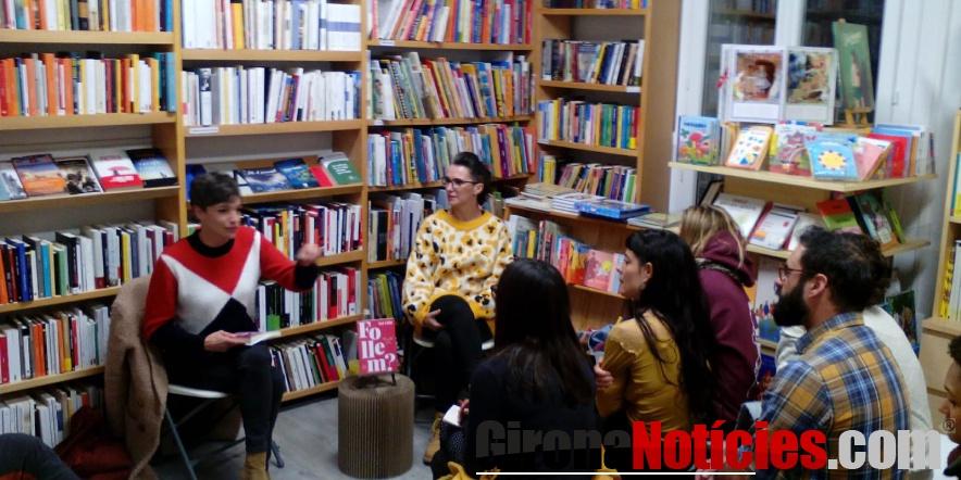 alt - Presentació 'Follem?' a la Llibreria Catalana de Perpinyà