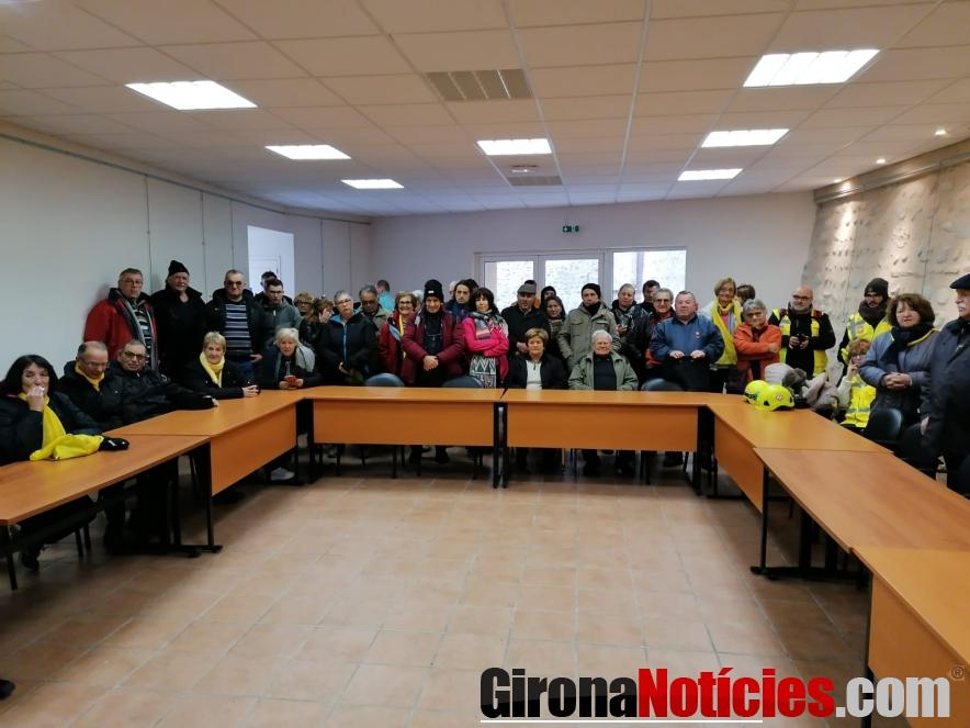 Sant Feliu d'Amunt i Millars, units per la defensa de les llibertats
