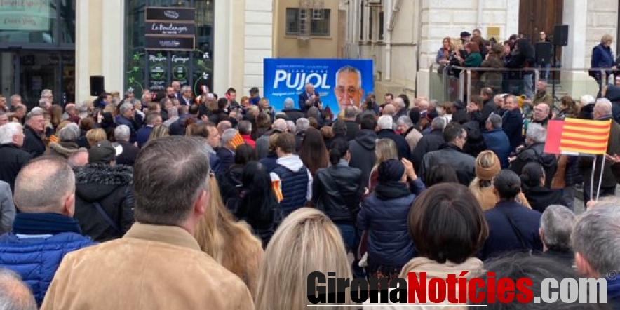 Inauguració de la seu electoral de Jean-Marc Pujol