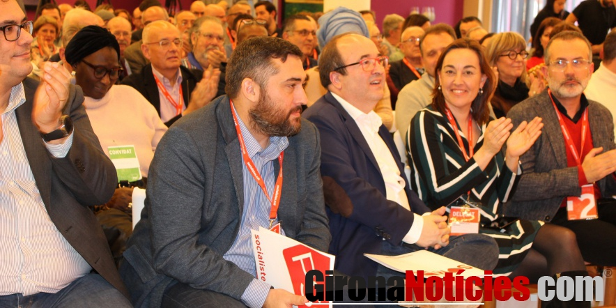 Congrés socialista a Platja d'Aro