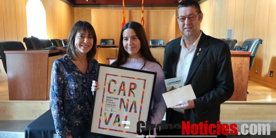 Cartell de Carnaval de Castelló d'Empúries 2020