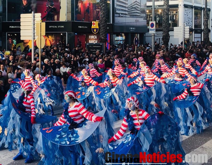 Gran Rua del Carnaval 2020