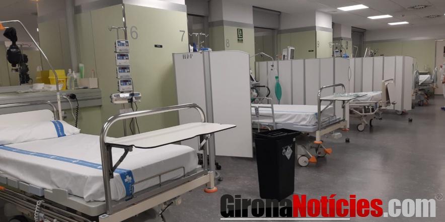 Adaptació de l'Hospital de Dia Polivalent del Trueta com a àrea de crítics