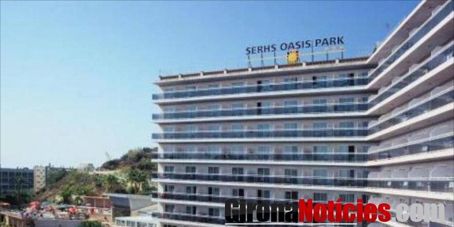 Hotel Oasis Park de Calella / Agoda