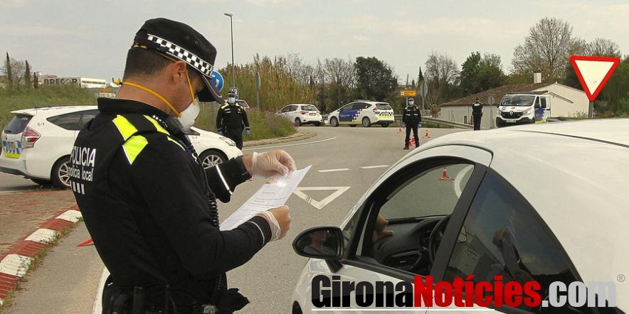 Policia Local de Blanes