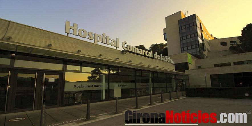 Hospital Comarcal de la Selva a Blanes