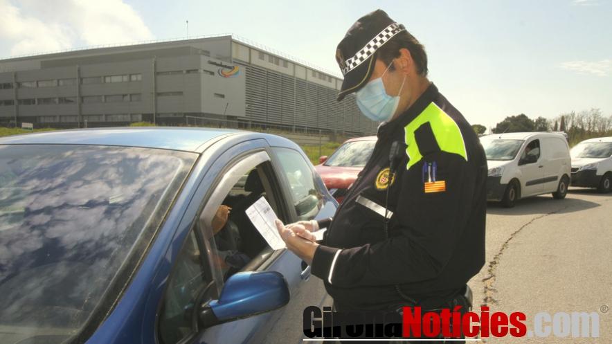 Controls Policia Local