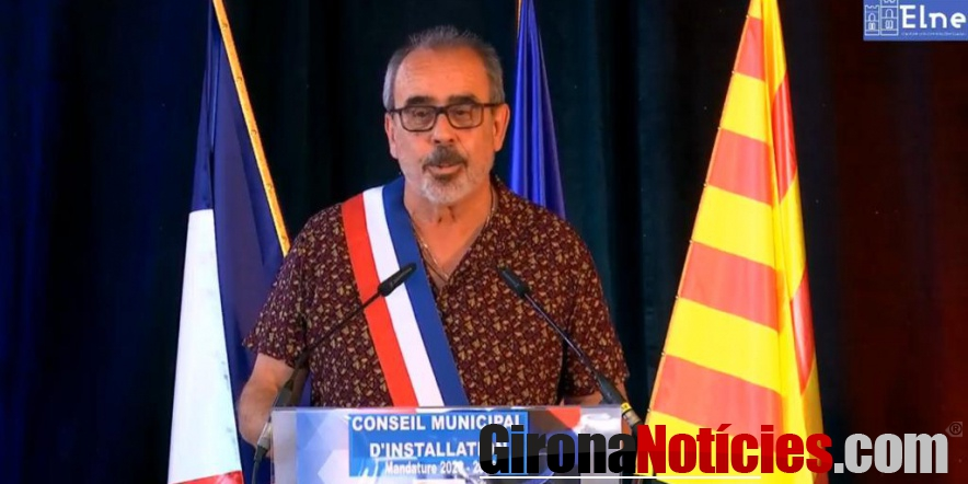 alt - Nicolas García ha estat investit alcalde del municipi
