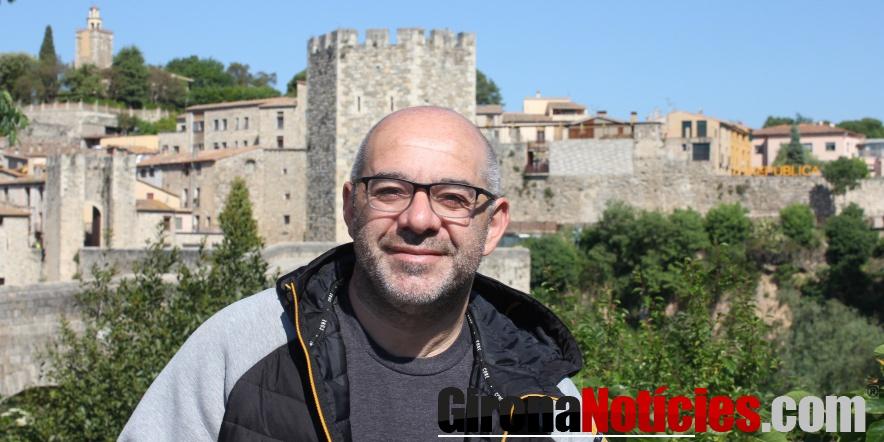 alt - Lluís Guinó, Alcalde de Besalú