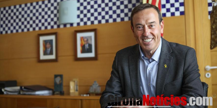 alt - L'alcalde d'Olot, Pep Berga / Martí Albesa
