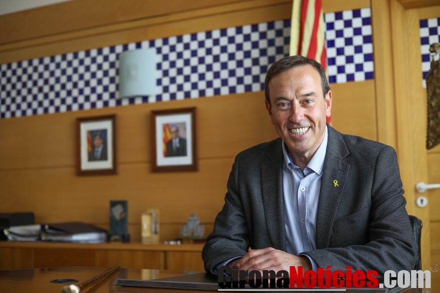 L'alcalde d'Olot, Pep Berga / Martí Albesa
