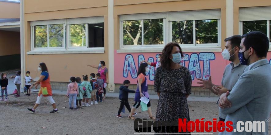 Inici nou curs escolar a Girona