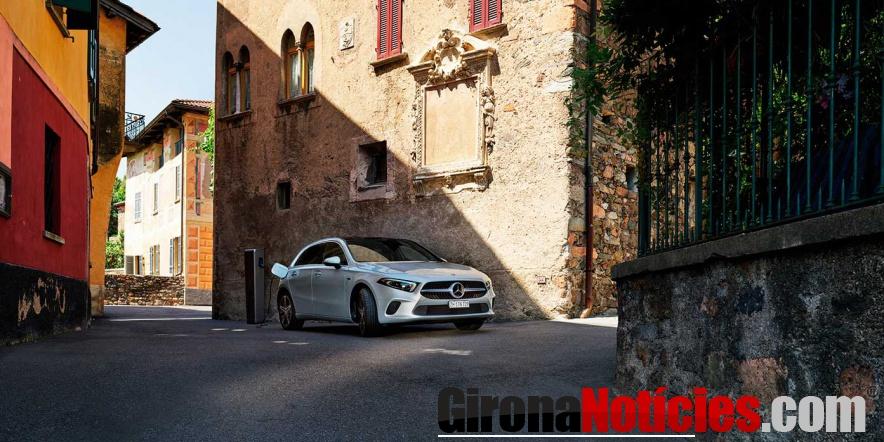 Gamma EQ Power de Mercedes
