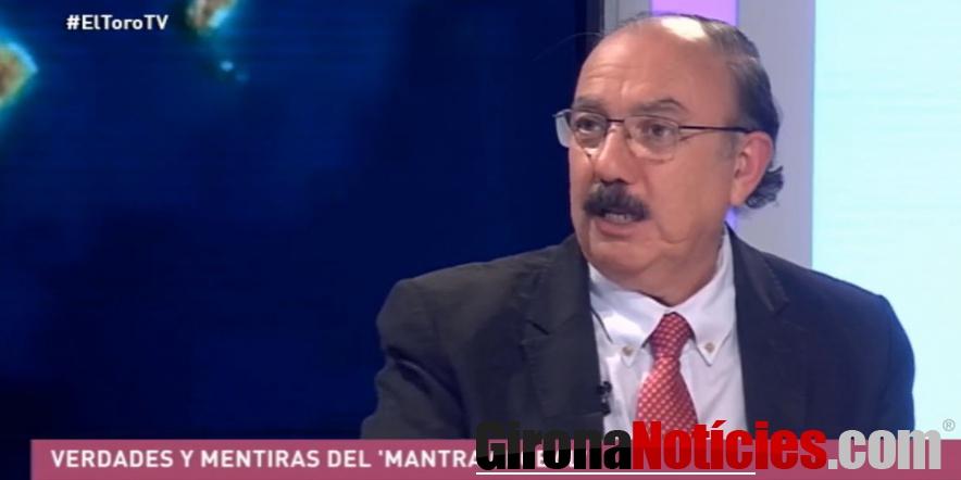 José Luis Barceló, en el programa 'El Gato al Agua' de El Toro TV