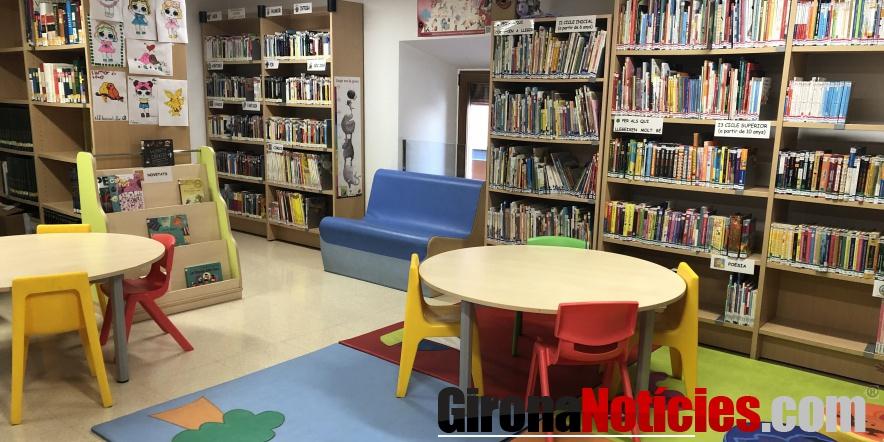 Biblioteca Municipal de Riudellots