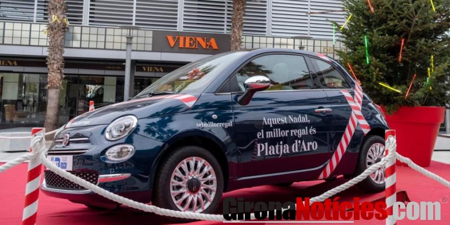 Un dels premis  Fiat 500 híbrid GLP
