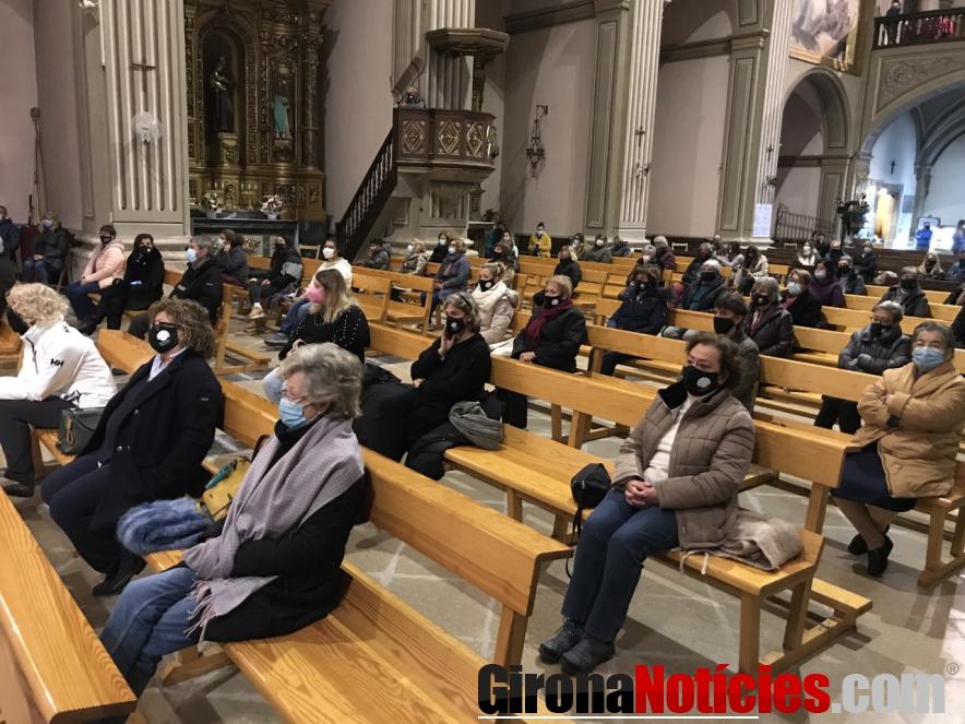 Jaume Gotarra, de 54 anys, és el Pare Pelegrí del 2021
