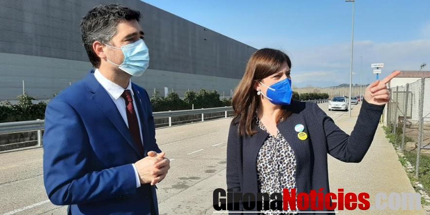 Jordi Puigneró i Gemma Geis