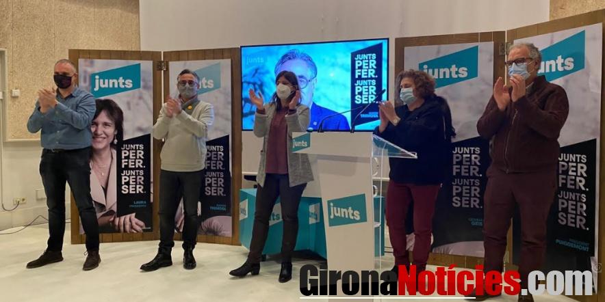 Acte de Junts a Puigcerdà / GN