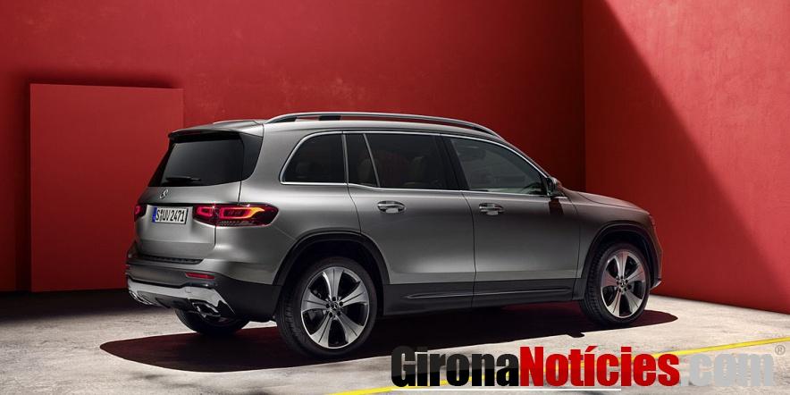 Nou GLB de Mercedes