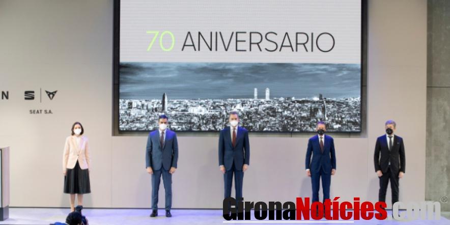 alt - 70 aniversario de SEAT