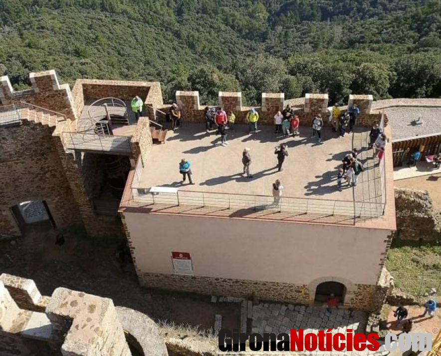 Castell de Montsoriu