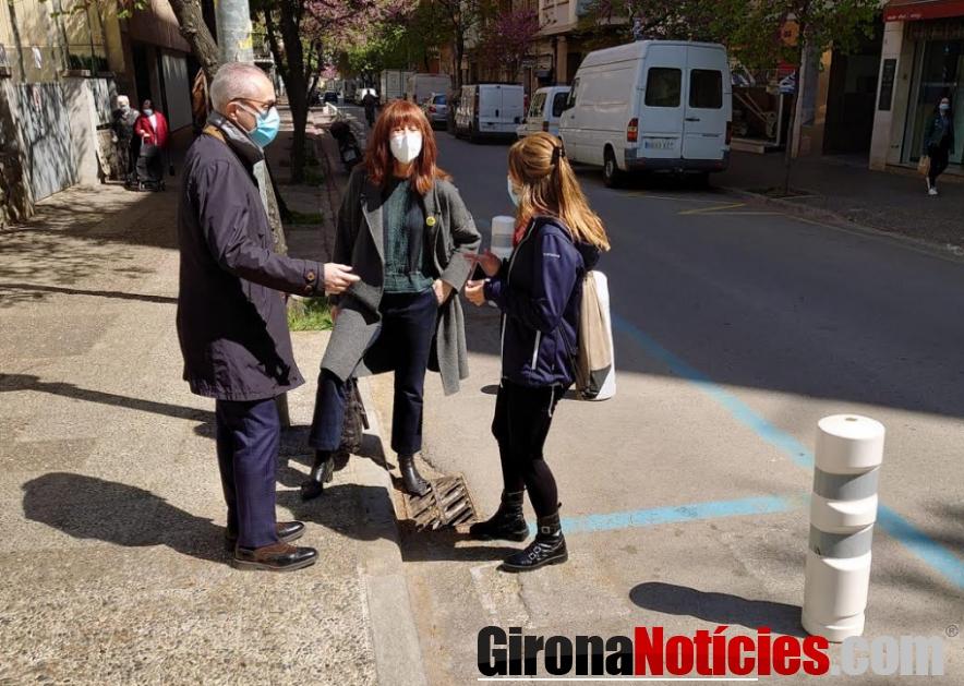 Visita carrer Joan Maragall