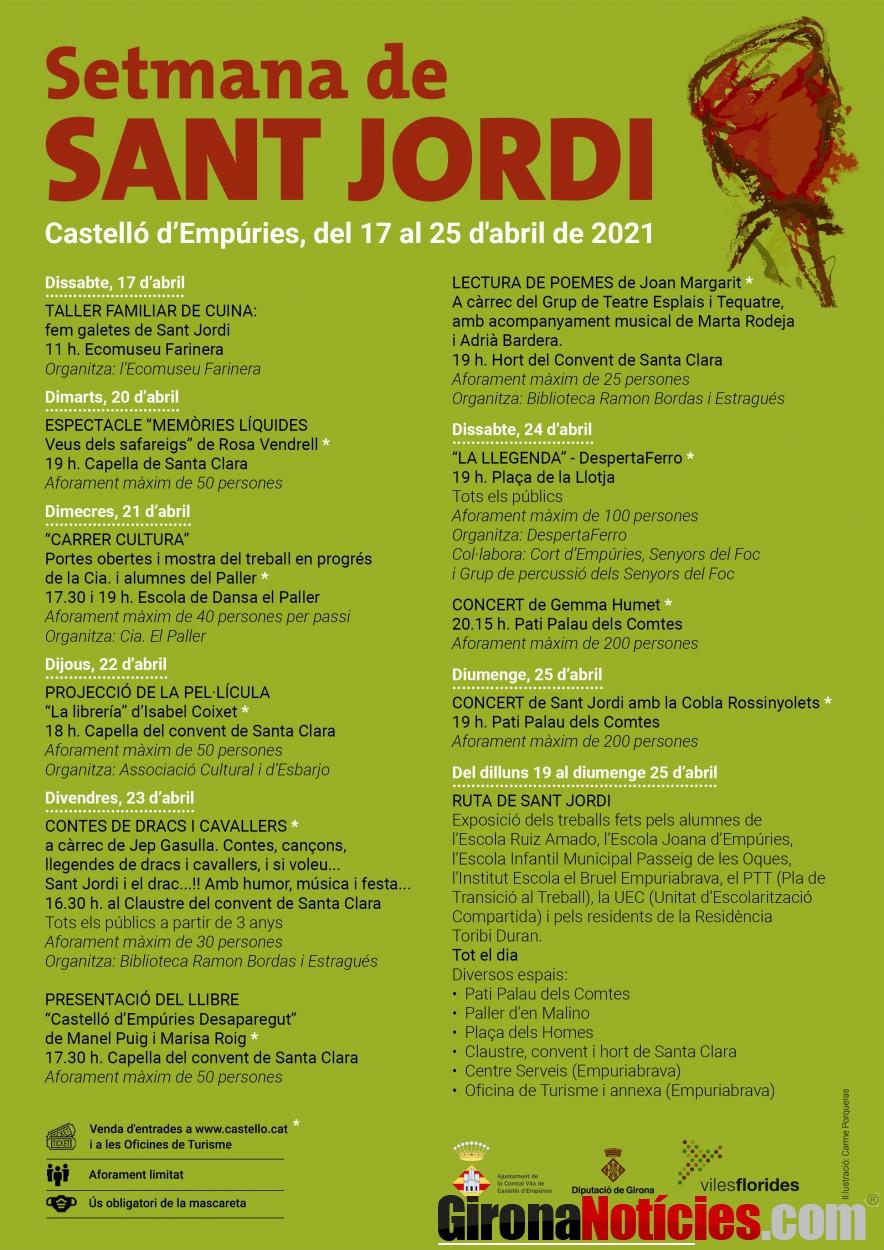 Setmana de Sant Jordi