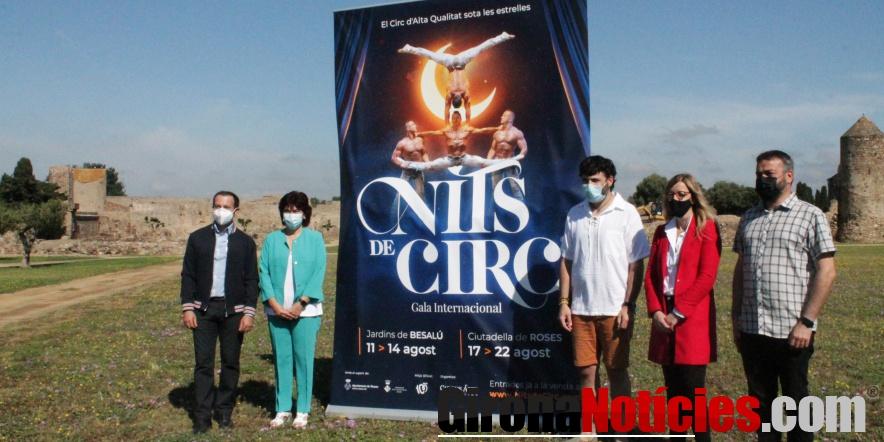 Presentació Nits de Circ