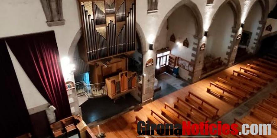 Església Mare de Déu dels Àngels de Llívia