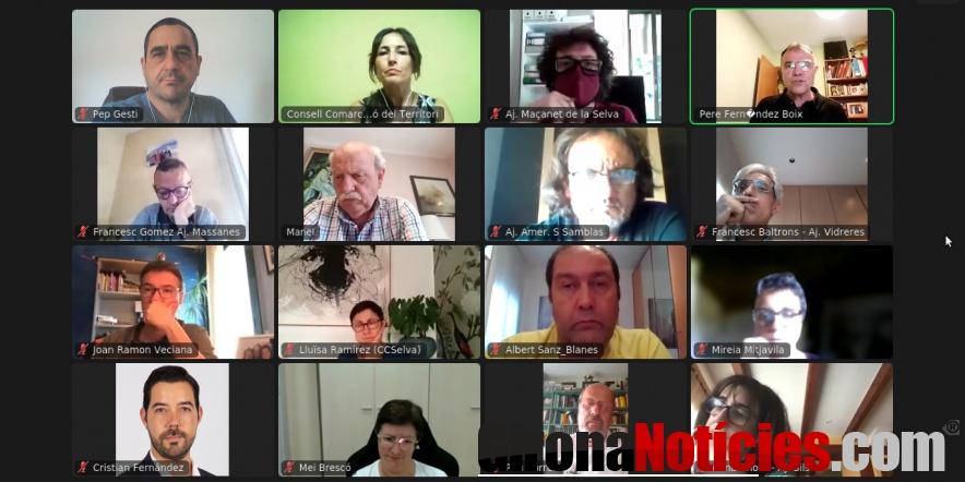 Reunió regidors cultura