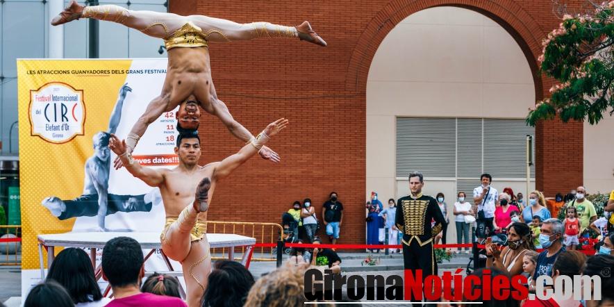 alt - Festival del Circ Espai Gironès