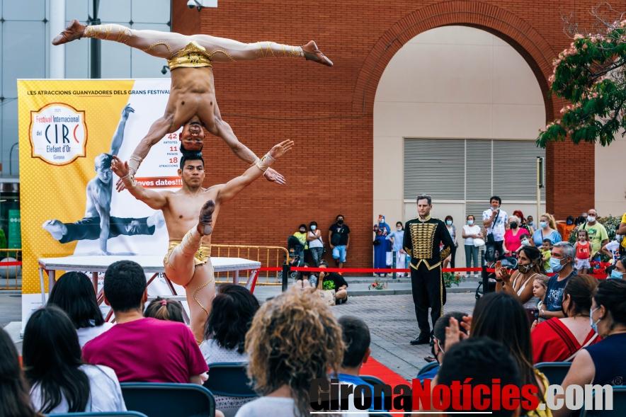 Festival del Circ Espai Gironès