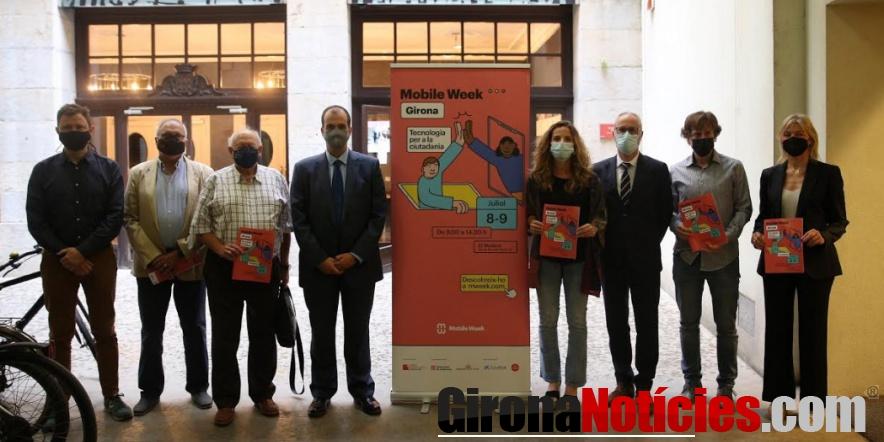 Presentació Mobile Week Girona