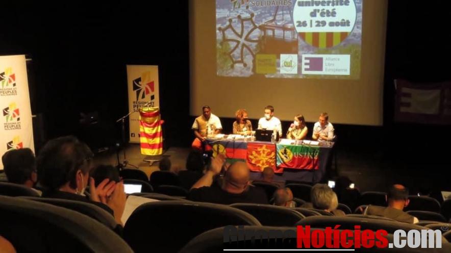 26a Universitat d'Estiu de la Federació de Regions i Pobles Solidaris