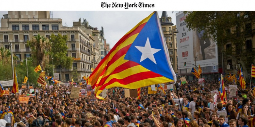 Captura The New York Times