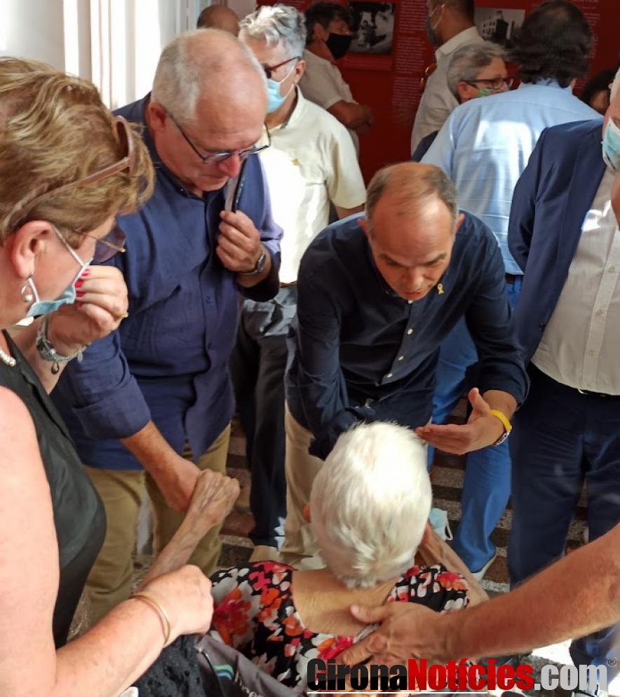 Actes d'aquest estiu on va assistir Renada-Laure Portet