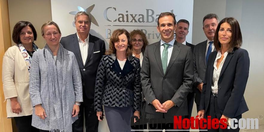 alt - Reunió Consell Assessor al centre Banca Privada