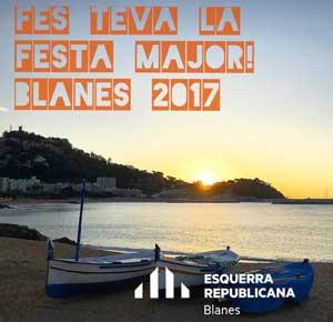 Festa major Blanes ERC