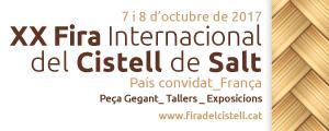 Fira del Cistell Salt 7 i 8 octubre
