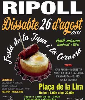 Festa de la Tapa a Ripoll 26 agost