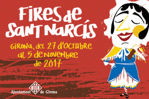 Fires de Girona fins 5 de novembre