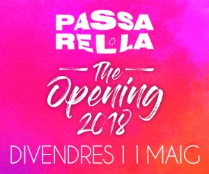 Passarella inauguracion 11 mayo