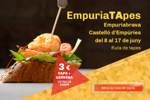 Empuria Tapes fins 18 juy