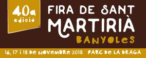 Fira Sant Martirià Banyoles fins 18 novembre