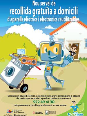 Consell comarcal Gironès fins el 26 desembre