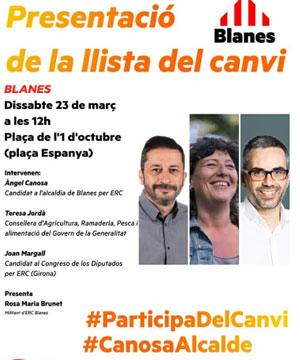 Blanes ERC